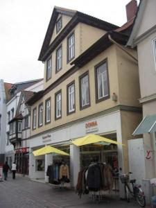 Klosterstraße vor dem Umbau