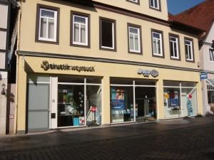 Klosterstraße nach dem Umbau