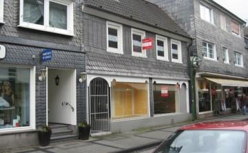 Wipperfürth Untere Straße 22 – vor dem Umbau