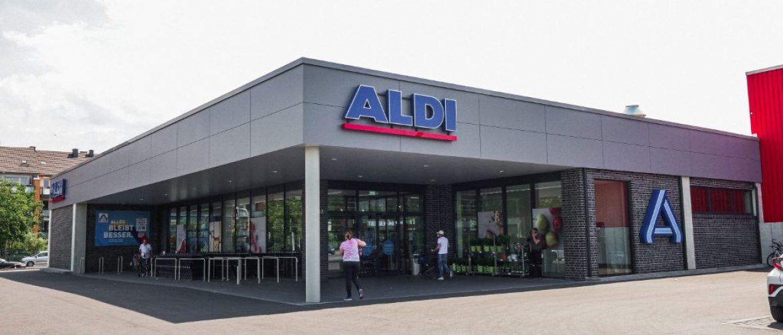 ALDI, <br>Dorstenerstraße 263-265, <br>44652 Herne