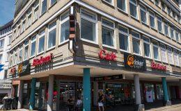 Bäckerei Brinker, <br>Kurt-Schuhmacher-Platz 8, <br>44787 Bochum