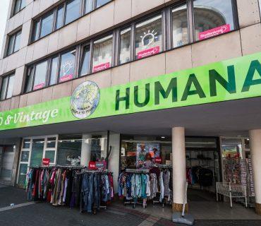 Humana, Dr. Ruer-Platz 4, <br>44787 Bochum