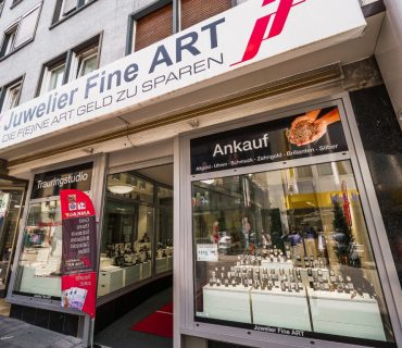 Juwelier Fine Art, Kortumstraße 103, <br>44787 Bochum