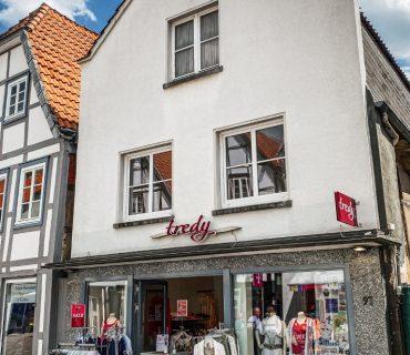 TREDY-fashion, Mittelstraße 97 <br>32657 Lemgo