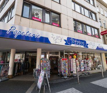 Papeterie Brams, Dr. Ruer-Platz 4,<br>44787 Bochum