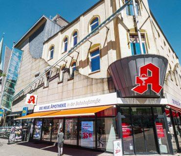 TEDI+Apotheke, Bahnhofstraße 28-30, 44623 Herne