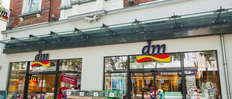 dm Drogeriemarkt, Bahnhofstraße 43,<br>44623 Herne